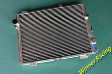 Aluminum Alloy Radiator Fit Audi 80/90 Coupe Quattro 1988-1995 M/T Engine Cooler