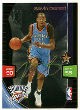2009-10 Adrenalyn XL KEVIN DURANT Holo-Foil Ultimate Signature Rare SP 1:23