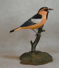 Bullock's Oriole Original Bird Carving