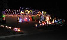 LIGHTORAMA CHRISTMAS SEQUENCE  LIGHT-O-RAMA to CHRISTMAS EVE SARAJEVO by TSO