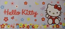 Blue HELLO KITTY-Bambini Carta Da Parati Bordo-Daisy Nursery FREGIO - 5 metri a buon mercato