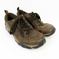 Merrell Bellot Mens Dark Earth Brown Lace Up Shoes Size 10.5