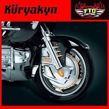 Kuryakyn Chrome Rotor Covers for 01-'16 GL1800 & F6B 7450