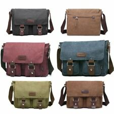 Canvas Eco-Friendly Bags & Briefcases for Men