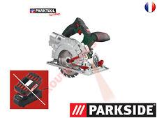 PARKSIDE® Scie circulaire sans fil PHKSA 20-Li A2, 20V Sans Chargeur Sans Bat.