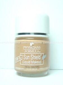Physician's Formula Sun Shield Liquid Makeup ROSE BEIGE 🎁 RARE