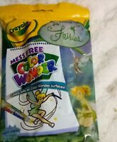 Crayola & Markers, Mess Free Coloring,  Color Wonder Tinker Bell Coloring Book