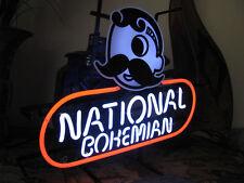 "New Natty Boh National Bohemian Beer Neon Sign 20""x16"" Ship From USA"