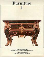 Antique Furniture - Ancient Medieval Renaissance Baroque Rococo / Scarce Book