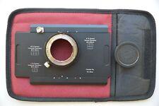 Nikon F-Mount Fotodiox 4x5 Lens Mount Adapter