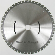 205mm  HM Universal-KREISSÄGEBLATT Metalle Eisensägeblatt Trockenschnitt Dry Cut