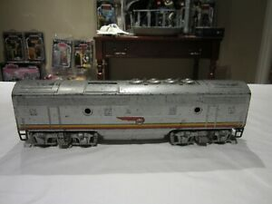 Lionel 2343C Vintage O Santa Fe Diesel Locomotive