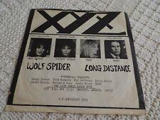 Xyz Wolf Spider/Long Distance Invasion 001 Decatur Georgia M-