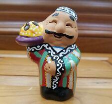 Uzbekistan souvenir  Uzbek figurines National Folk Art Ceramic Doll Hand Made