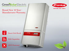 NEW 5kw. Fronius IG Plus A 5.0-1 UNI 240V Gridtie Inverter With AFCI And Disc.