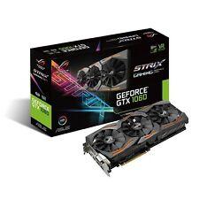 Asus GeForce GTX 1060 Strix Gaming Graphics Card, 6GB GDDR5, DVI-D, HDMI, DP