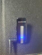 Samsung WEP460 Bluetooth Headset (Black) - Used