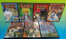 7 Yu-Gi-Oh DVDs Bundle Battle City Duels - Vol. 1 2 3 5 6 7 8 DVDS Mime Dark ESP