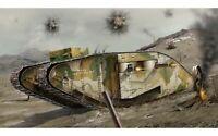 Airfix 02337V WWI British Mk. I 'Female' Tank 1/76 Scale Plastic Model Kit