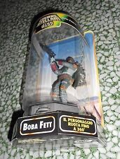 Star Wars BOBA FEET Action Figure EPIC FORCE ROTATION 360° HASBRO KENNER MISB