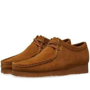 Clarks Originals Wallabee Tail Suede Shoes