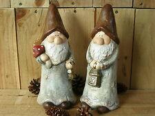 Weihnachtswichtel / Waldwichtel mit Laterne, ca. 25 cm