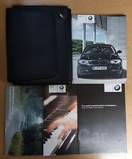 GENUINE BMW 1 SERIES E81 E87 HANDBOOK OWNERS MANUAL WALLET 2007-2011 PACK  F-405