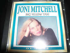 Joni Mitchell Big Yellow Taxi De Luxe (Italy) CD - New