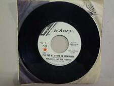 "NEAL FORD & THE FANATICS:I'll Put My Boots On Backwards- Buttercup-U.S. 7"" 68 DJ"