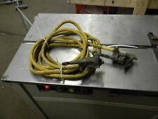 LINEMAN JUMPER CABLE, 18 FT LONG, USED FREE SHIPPING