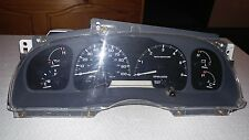 99- 02 LINCOLN NAVIGATOR OEM SPEEDOMETER CLUSTER MPH  (miles unknown)