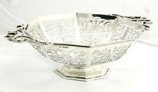 Antique Solid Silver Bowls