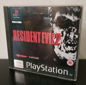 Resident Evil 2 Playstation 1 PS1 PSX