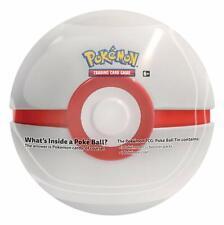 Pokémon 2020 Verão Poke Ball Bola De Lata Especial | 3 pacotes Booster | Multicolorido