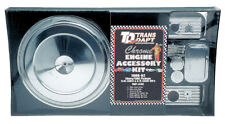 Engine Dress Up Kit-Silverado, GAS, OHV, Natural Trans Dapt Performance 3102