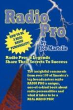 Radio Pro: The Making of an On-Air Personality and What It Takes (Paperback or S