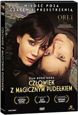 CZŁOWIEK Z MAGICZNYM PUDEŁKIEM / FILM DVD / POLONIACREW