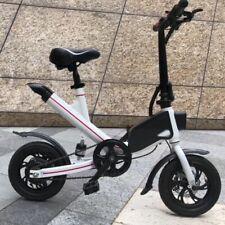 "Shark Electric Folding Bike Bicycle 12"""