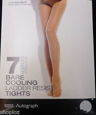 Marks and Spencer Patternless Supportless Tights for Women