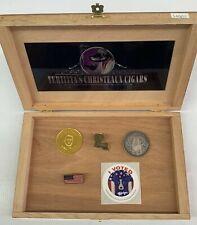 Fertita's Cigar Box with 5 Louisiana Trinkets inside