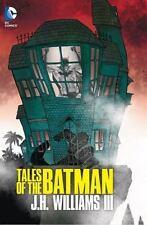 DC Tales of the Batman J.H. Williams III (2014, Hardcover)
