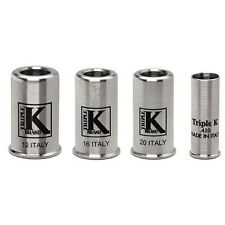 28 Ga Snap Caps by Triple K Brand- Made in Italy ( Package of 2 )