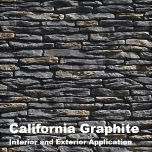SAMPLE - Exterior Stone Cladding, Stacked Stone Panels, Split Face Stone Panels