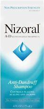 Nizoral A-D Anti-Dandruff Anti-Dandruff Shampoo (4 fl oz) Comes With Box