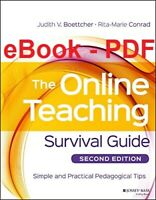 The Online Teaching Survival Guide: Simple and Practical Pedagogical Tips 2nd ed