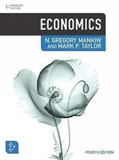 Economics by Mark Taylor, N. Gregory Mankiw (Paperback, 2017)