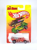 2011 HOT WHEELS THE HOT ONES STEAM ROLLER NEW NOC 1/64 SCALE DIECAST