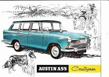 AUSTIN A55 Countryman brochure - 1960