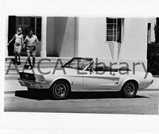 1967 Ford Mustang Convertible Coupe, Factory Photo (Ref. # 59334)