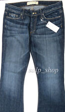 DEGAINE JEANS Wide Flare Bottom/Dark Blue Washed /Size 24/ $210/NWT